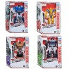 Transformers War for Cybertron Netflix Deluxe Set of 4 - Army Drone, Cheetor, Deep Cover &  Sparkless Bot