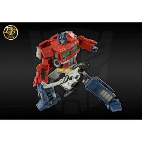 Takara Transformers Premium Finish PF WFC-01 Optimus Prime